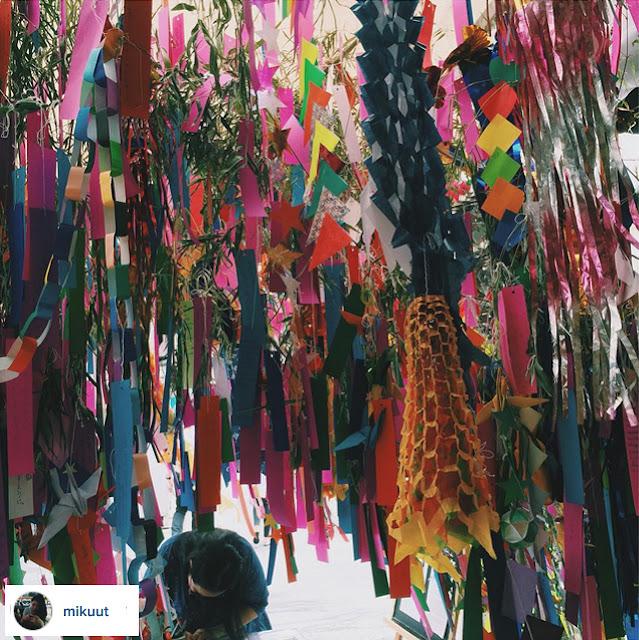 Tanabata Matsuri - mikuut