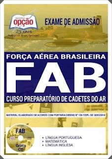 Apostila FAB Cadetes do Ar 2018 - Força Aérea Brasileira