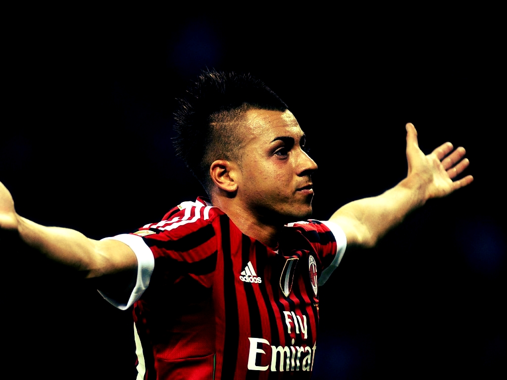 All Wallpapers Stephan El Shaarawy Hairstyle