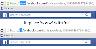Face Book Video Download With Out Softwere