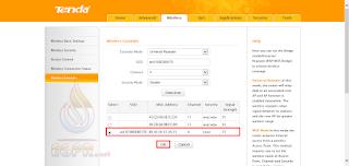 طريقة ضبط اعدادات اكسز بوينت tenda n150 easy setup router