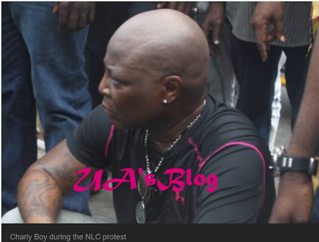 Charly Boy Calls For Scrap Of National Assembly