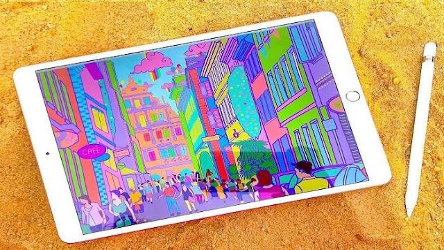 iPad pro 10.5/12.9in iOS 12