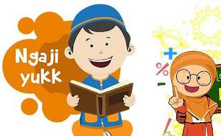 Aplikasi Belajar Al Qur'an Terbaru dan Terlengkap untuk Anak