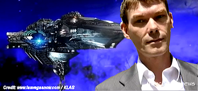UFO Hacker Says U.S. Military Has Secret Space Program