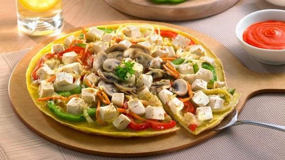 Pizza Tahu