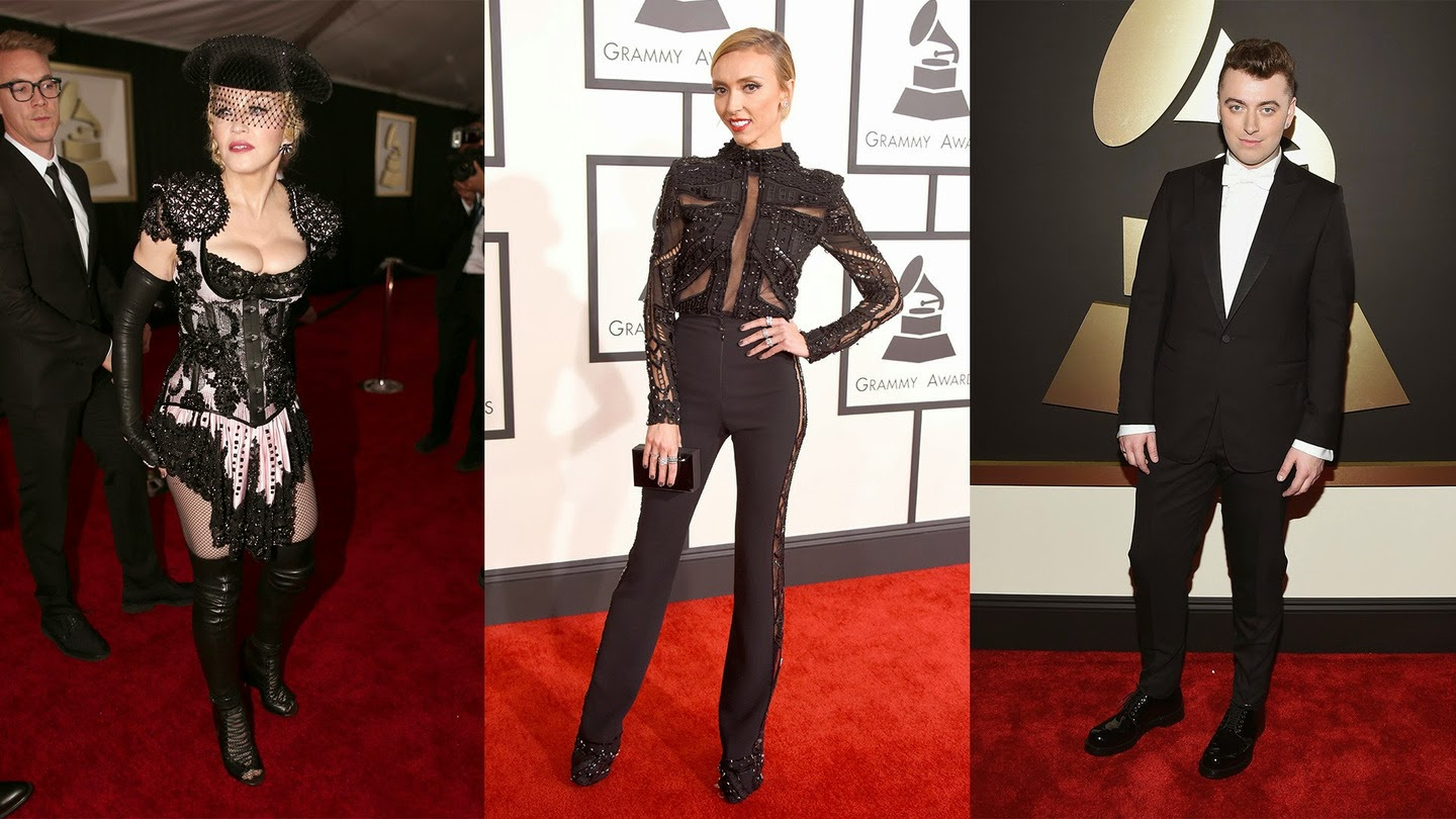 Madonna, Giuliana Rancic, Sam Smith