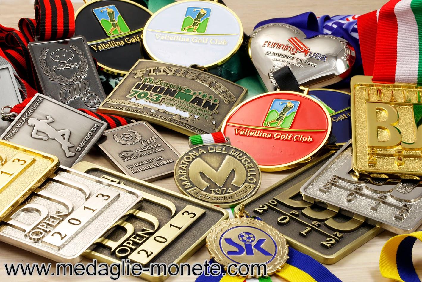 Medaglie per premiazioni sportive : http://www.medaglie-monete.com