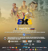 Musikaramay: 3x3 Para sa Marawi Basketball Tournament