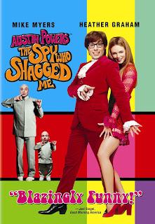 Austin Powers The Spy Who Shagged Me (1999) ออสติน เพาเวอร์ สายลับ ลับๆ ล่อๆ
