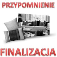 Finalizacja promocji konto dla domu z bonem 100 zł do sklepów IKEA