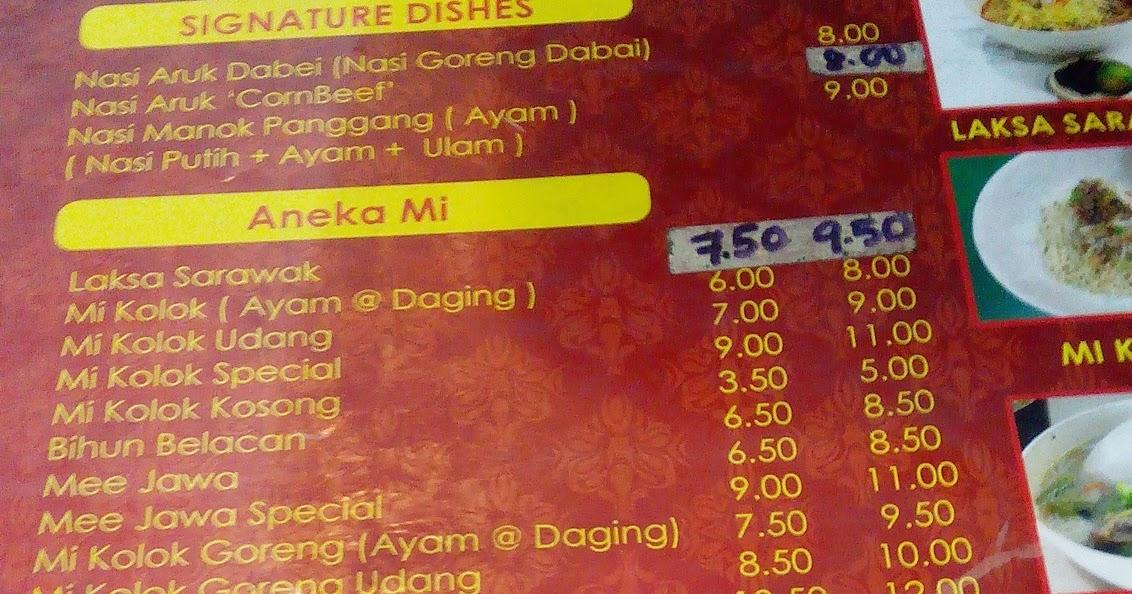 A Storytelling By Just Mee Kolok Restoran Dapur Sarawak