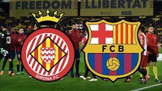 مشاهدة مباراة برشلونة وجيرونا بث مباشر اليوم 16/9/2020 مباراة ودية
