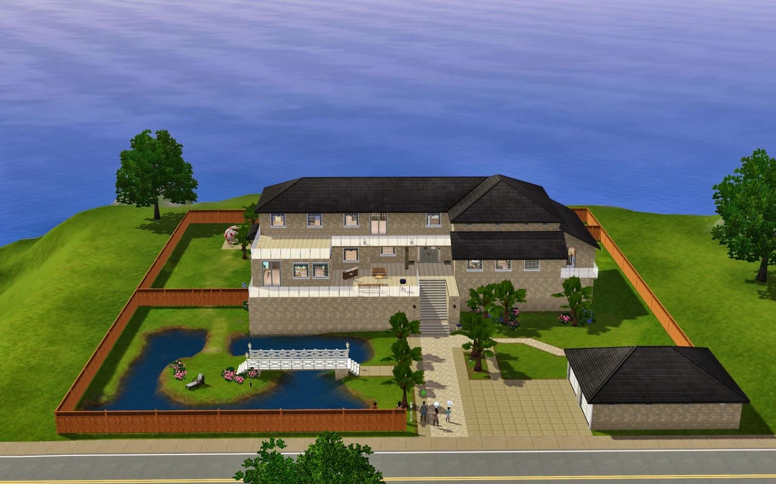 summer s little sims 3 garden barnacle bay list of houses rh sims3 garden blogspot com