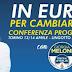 Giorgia Meloni: in Europa per cambiare tutto
