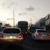 Avenida Tomaz Landim com trânsito lento sentido aeroporto