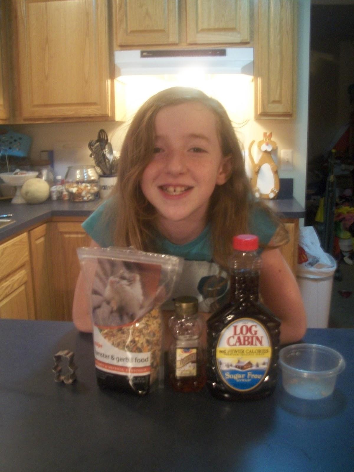 How To Make Homemade Hamster Food