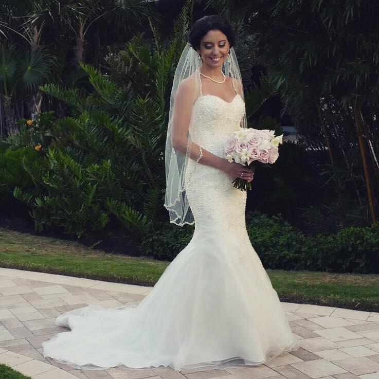 Bride Meghan F