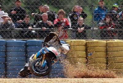 Miller Selamat dari Kecelakaan Mengerikan di Latihan GP Prancis
