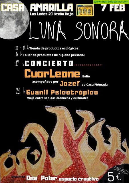 CASA AMARILLA: Taller de Productos de Higiene Personal + Luna Sonora