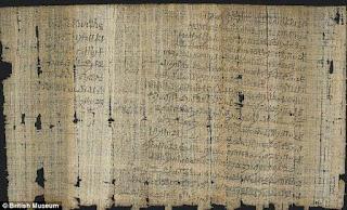 Orang pertama yang dipecat karena serangan seksual - 3.000 TAHUN yang lalu: tuduhan pemerkosaan terhadap Mesir yang kuat ditemukan di papirus kuno