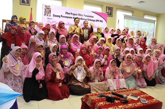 BPKK DPP PKS Gelar Public Speaking dan Media Relation