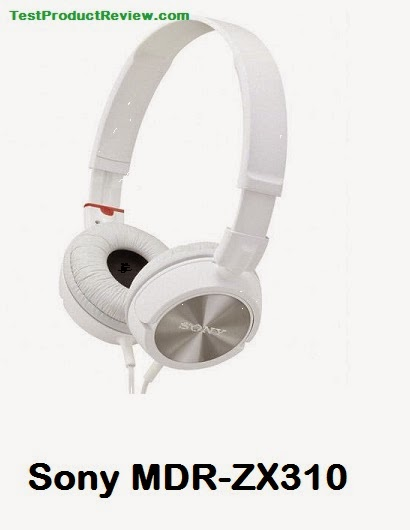 Sony MDR-ZX310 headphones