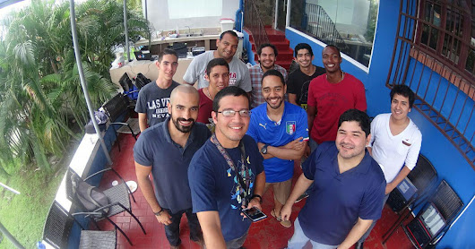 Fedora 24 Release Party Panama Report