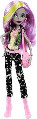 TOYS : JUGUETES - MONSTER HIGH Moanica D´Kay : Muñeca - Doll Película Bienvenidos a Moinster High 2016 Mattel DTR22 | A partir de 6 años Comprar en Amazon España & buy Amazon USA