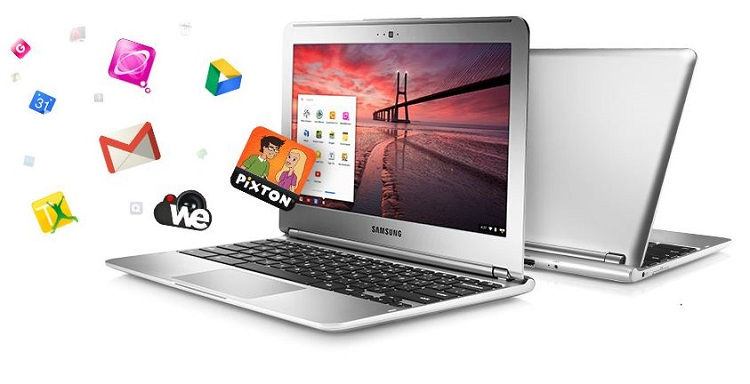 Google Play permet de télécharger des applications Android sur un Chromebook