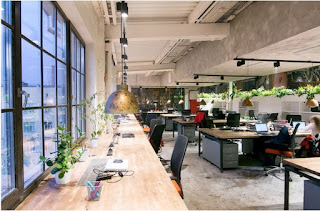 Tầm quan trọng của thiết kế nội thất văn phòng đẹp