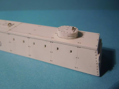 1/144 Belgian Light Armoured Train picture 2
