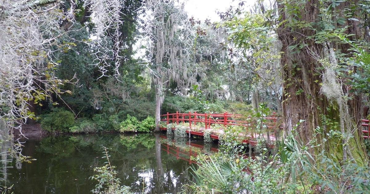 The Unpaved Road Charleston 39 S Magnolia Plantation