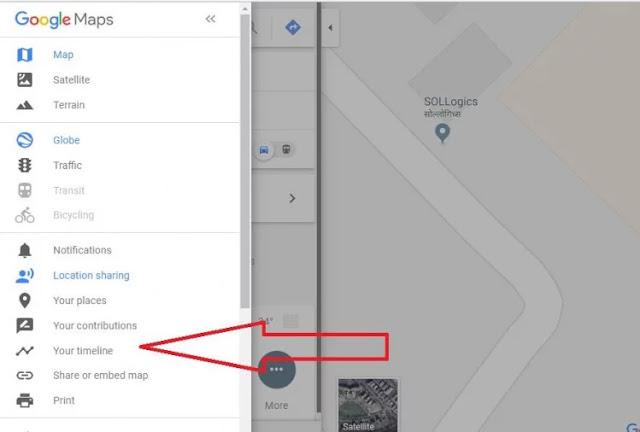 खो गया है SmartPhone तो Google Map की मदद से ऐसे ढूंढे, Khoya Phone Kaise Dhundhe.