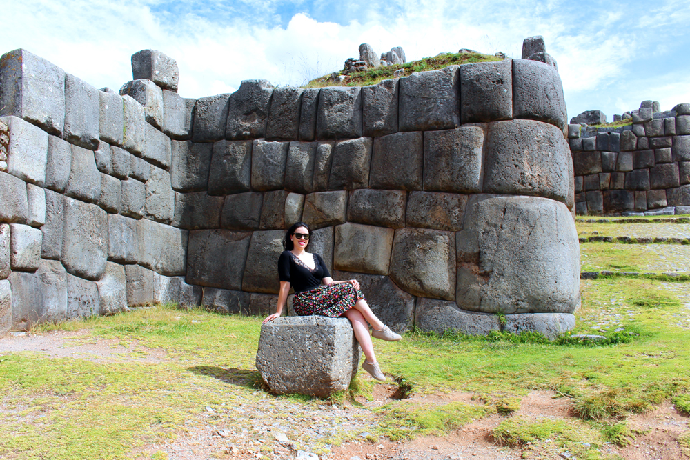 Saqsaywaman at in Cusco, Peru - lifestyle & travel blog