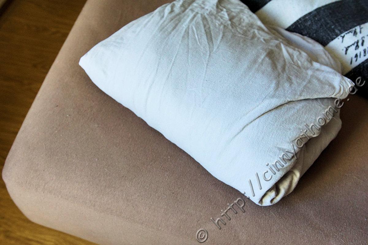 Einmal Bettlaken.Cinny Home Neue Bettlaken Fur Mein Wasserbett Von Magita Eterea