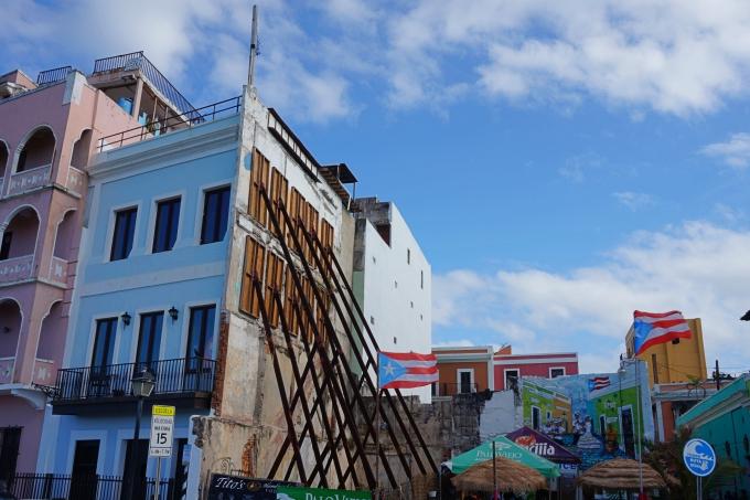 Vanha San Juan / Puerto Rico Karibian risteilyllä - kokemuksia lasten kanssa