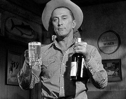 Kirk Douglas  Lonely are the Brave Kirk Douglas 1962 movieloversreviews.filminspector.com