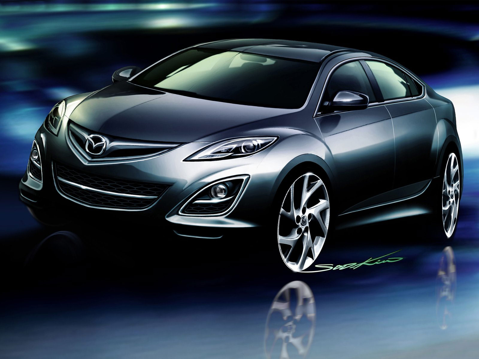 Fire Car Wallpapers Download 2011 Mazda 6 Japanese Car Photos Insurance Information