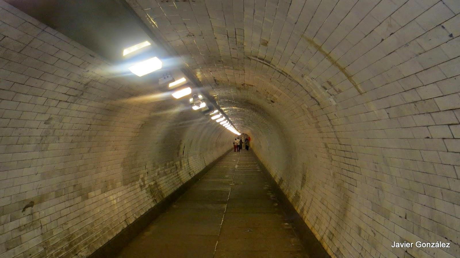Greenwich Foot Tunel