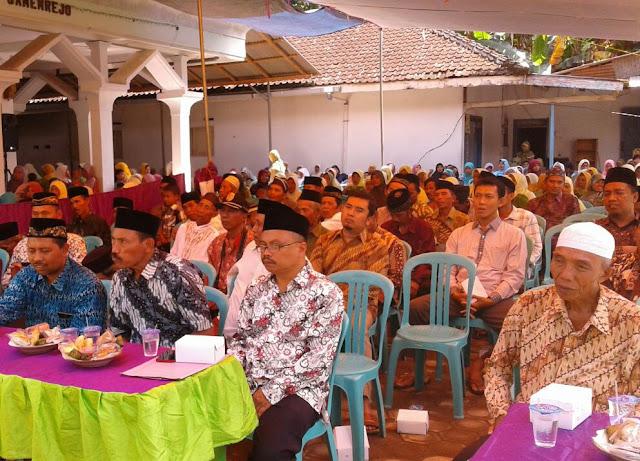Pelantikan Pimpinan Cabang Muhammadiyah Tempurejo kab. Jember Ahad 07/08/2016