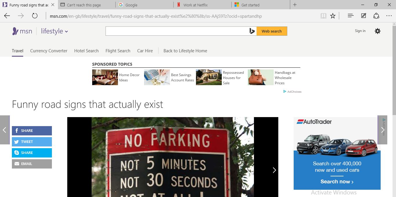 Microsoft Edge Browser For Windows 10 Free Download | Free