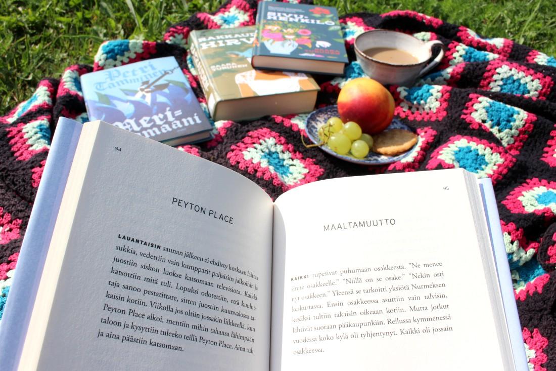 Runokuu, Järvenpään kirjasto, Keski-Uudenmaan blogit Kublo, Saara Turunen, Petri Tamminen, kotiseutu, Rouva Sana