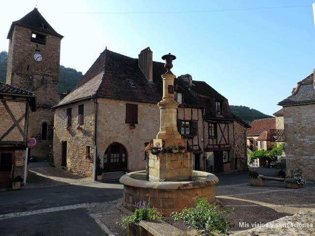 Autoire, Francia