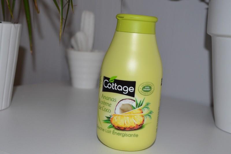 Cottage Ananas et crème de coco