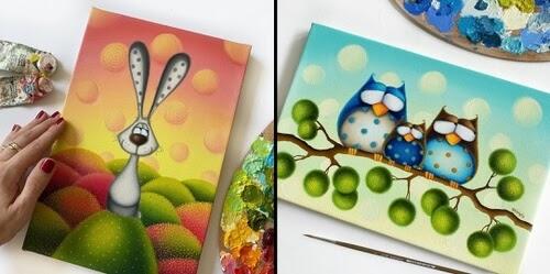00-Animals-Paintings-Gabriela-Elgaafary-www-designstack-co