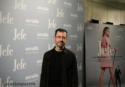 Sergio Barrejón director