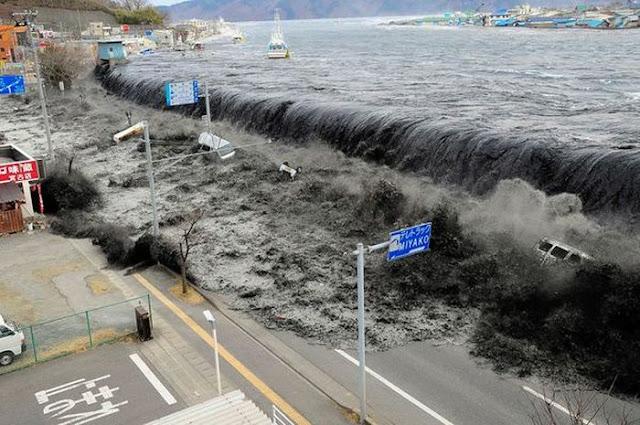 Macam-macam Bencana Alam Beserta Penjelasannya