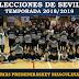 Convocatoria Selecciones Provinciales Preminibasket  - 20 de enero