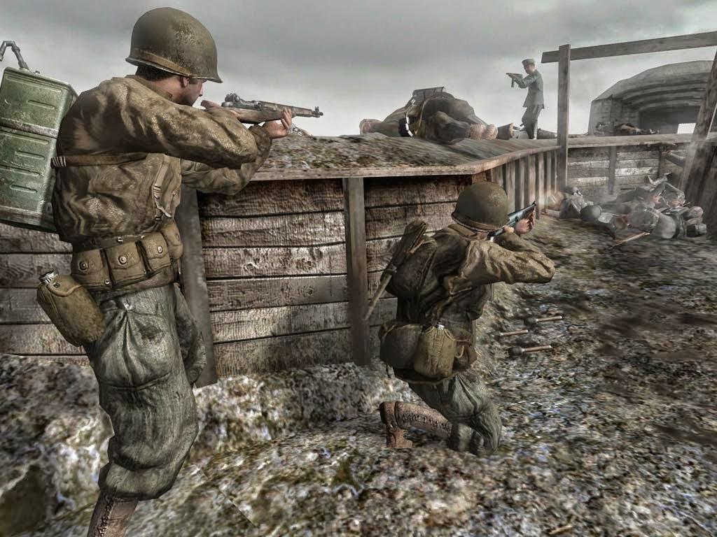 تحميل لعبة Call Of Duty 2 | العاب الكمبيروتر